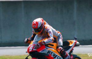 Hasil MotoGP Jepang: Marquez Juara Dunia, Dovi Gagal Finis