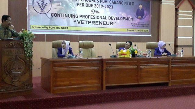 PDHI Diminta Bantu Pemerintah Atasi Kasus Rabies Di Pulau Sumbawa