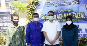 Istri Salah Satu Korban KRI Nanggala 402 dapat Bantuan dari Gubernur NTB
